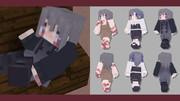 【Minecraftスキン】シルヴィちゃん