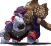 不動の山神 巨獣 ガムート