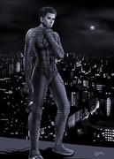 アメイジングスパイダーマン。