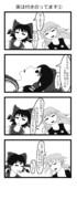 何が面白いのかよくわからないレイマリ漫画3