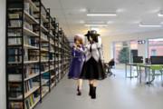 図書館でしらべもの