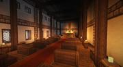[minecraft] 建設中の街