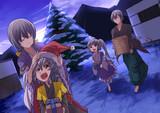 クリスマス絵!