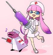 【スプラトゥーン】 注射器型のブキってどう?