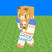 モンハンクロス ネコ嬢のスキン【Minecraft】