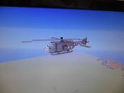 [Minecrft軍事部]新型汎用ヘリ UW-15A