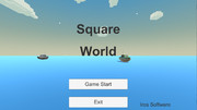 SquareWorld Version0.3公開