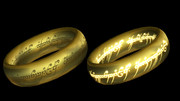 一つの指輪【MMDアクセサリー配布】【かんたん装着】