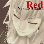 Red【第二回MMDレコードCDジャケットアート選手権】