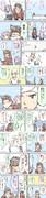 艦これ漫画『Happy New Year~KATU☆RAGI~』