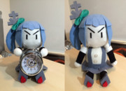 『満潮・曙・霞 「グッズ」』より、霞目覚まし時計を作ってみた