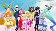 【MMD】夢に向かってGO!プリンセスプリキュア!