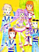 らぁら+カトル(悠久の風)