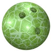 メロンボウリングボール