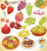いろいろ果物セットver1.0