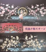 枝垂れ桜ステージ【ステージ配布】