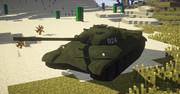 東側っぽい戦車