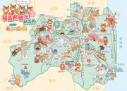 福島県観光マップ2016