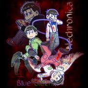 赤青緑と紫NC
