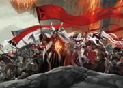 十時軍の隆盛