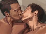 世界一ピュアなキス