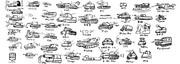 world of tanksの戦車をうろ覚えで描いてみたをリベンジしてみた