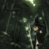 黒い森の巫女