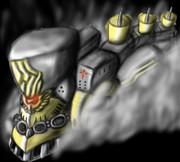 甲鉄蒸気のカルデア