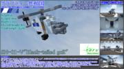 [minecraft軍事部]クラフティン共和国SH-01-V Black-tailed gull