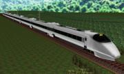 【MMD-OMF6】400系新幹線つばさ 配布