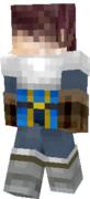 【Minecraftスキン】千年戦争アイギス 王子 見本