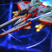 超時空戦闘機ビックバイパー赤(武装神姫)