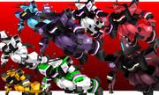 【UTAUキャラ51人の専用カラー機配布】オリメカ:ディオーネU、ベローナU他【ver1.03】