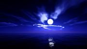 【MMDステージ配布】ルンルンな月夜 WW7【スカイドーム】