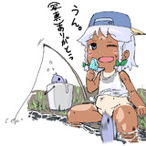 釣りキチお嬢さん