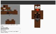 【Minecraft】田所・バーニングスキン