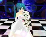 みんなの花嫁ダヨー♡(*´▽`*)♡