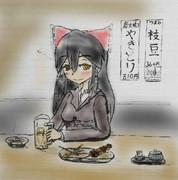 SNNN姉貴と居酒屋