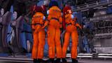 スターラスターガール エンジェルス準用航宙服モデルリニューアル2