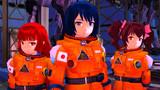 スターラスターガール エンジェルス準用航宙服モデルリニューアル3