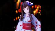MMD 盆踊り 葉月式天使ちゃん