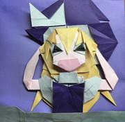 折り紙と化したUDK