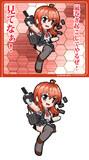陽炎型駆逐艦 16番艦 嵐 「見てな!」