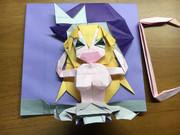 折り紙UDK裸差分