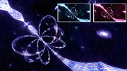 【MMDステージ配布】宇宙ステーション TD9【AL対応スカイドーム】