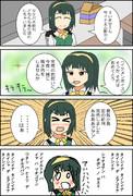 アイマス4コマ会 お題『コミケ』