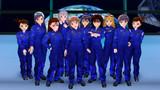 スターラスターガール 宇宙世紀の子供たち