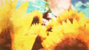 【幻想郷の夏休み】太陽の畑