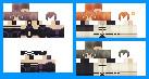 【Minecraft】マシュ&ぐだーずスキンセット【FateGO】