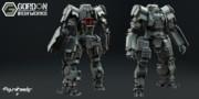 タルヴォス(重量級装甲) G.I.W.